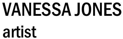 Vanessa Jones Artist Logo